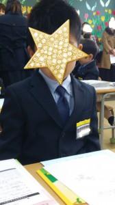 雪の中の入学式(*´∀`) かっさリンパに雪の中ありがとうございました!